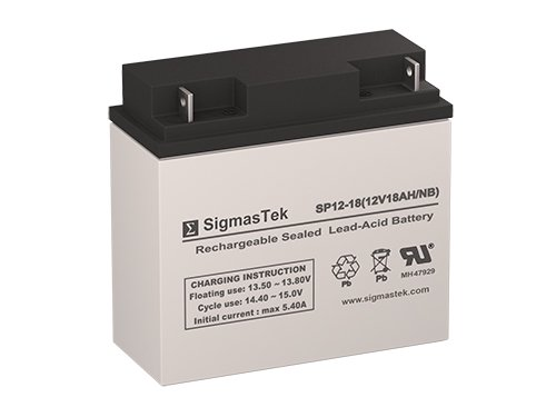 Best Battery SLA12180 NB Battery Replacement (12V 18AH
