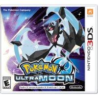Pokemon Ultra Moon, Nintendo, Nintendo 3DS, 045496904579