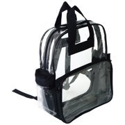 3d84684133 Clear Backpack