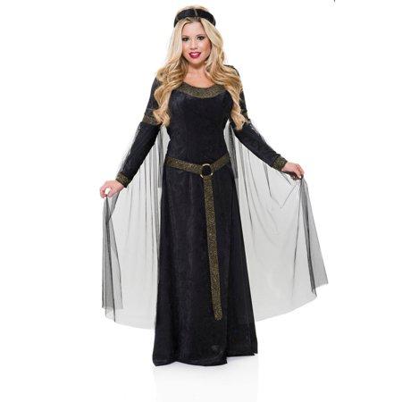 Halloween Renaissance Lady Adult Costume](Womens Renaissance Costume)