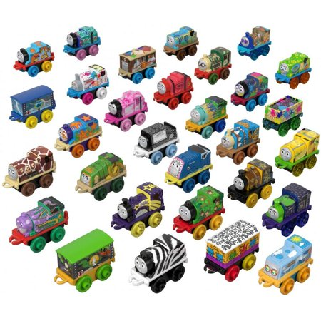 Vintage Train Engine (Thomas & Friends MINIS, 30-Pack Train Engines Set )
