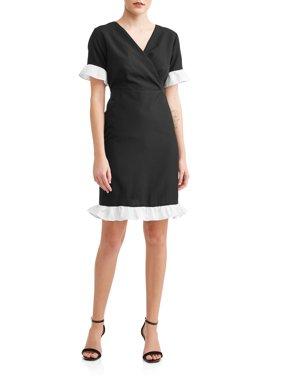 Women's Ruffle Detail Dress