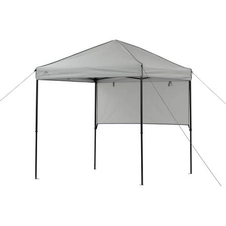 Ozark Trail 6' x 6' Instant Sport Canopy with Sun Wall ()