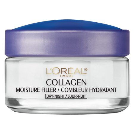Hydration Night Cream - L'Oreal Paris Collagen Moisture Filler Night Cream