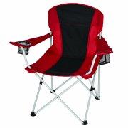 Ozark Trail Oversized Chair-red Black