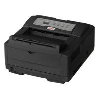 Oki B4600 Series Digital Monochrome Printer, 120V, Black