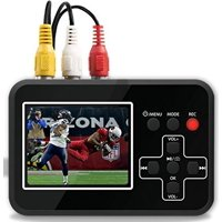 DigitNow!Best Video To Digital Converter Transferring Device To Capture Video From VCR's, VHS Tapes, Hi8, Camcorder, DVD, TV BOX & Gaming Systems, etc.Digitize Video Tapes Directly To Memory Card