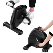 Mini Cycle Pedal Exerciser, Mini Pedal Exerciser Cycle Exercise Bike Indoor Fitness With LCD Display