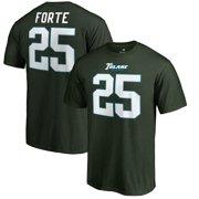 f79ad7dac4f95 Matt Forte Tulane Green Wave Fanatics Branded College Legends Name   Number  T-Shirt -