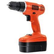 BLACK+DECKER 18-Volt Ni-Cad Cordless Drill-Driver, GC1801