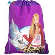 Drawstring Bag - Hannah Montana - Purple edb7fa2d4