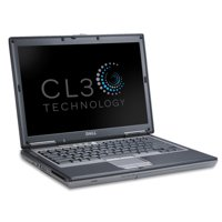 Dell Latitude D630 Notebook with Windows 7 Core 2 Duo 2.0GHz 2GB RAM 80GB HD 14.1 Widescreen Display Refurbished