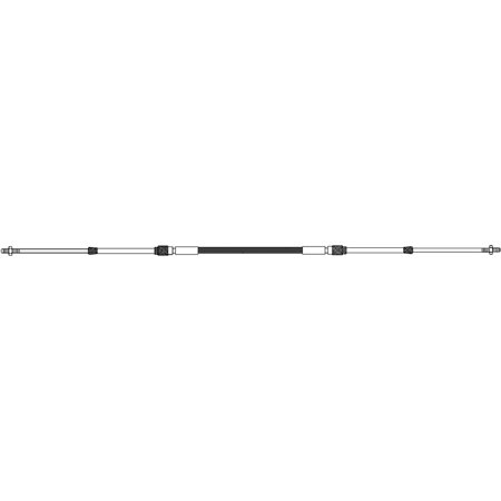 UFLEX C8 3300 Type Standard Universal Style Engine Control Cable, 10-32 -
