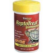(3 Pack) Tetrafauna Reptotreat Gammarus for Aquatic Turtles, Newts, & Frogs