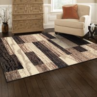 Superior Rockwood Collection with 8mm Pile and Jute Backing, Moisture Resistant and Anti-Static Indoor Area Rug