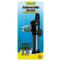 Tetra Submersible Aquarium Tank Heater, 2-15 Gallon, 50-Watt