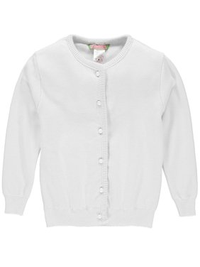 Sophie and Sam Girls 2T-4T Soft Knit Cardigan Sweater