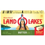 Land O Lakes Half Stick Salted Butter, 8 oz.