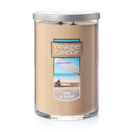 Yankee Candle Sun & Sand - Large 2-Wick Tumbler Candle
