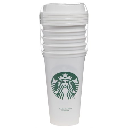 Reusable Solo Cups (Starbucks 16oz Reusable Cups 5-Pack)