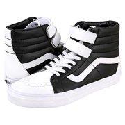 e5f8e440920848 Vans VN-0A3MV6NQS  Unisex SK8-Hi Reissue V White Black Sneaker