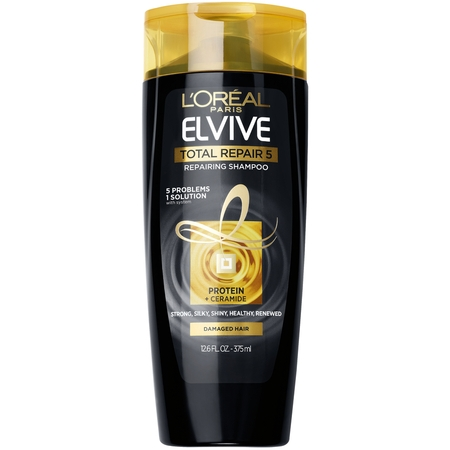 L'Oreal Paris Elvive Total Repair 5 Repairing Shampoo 12.6 FL