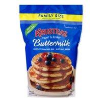 (2 Pack) Krusteaz Complete Buttermilk Pancake Mix, 5-Pound Family Size Bag