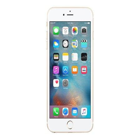 Refurbished Apple iPhone 6s Plus 128GB, Gold - Unlocked (Best Cheap Cdma Phone)