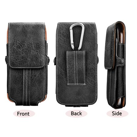 Njjex Carrying Case for Apple Samsung Google HTC LG Sony Nokia Alcatel Motorola up to 6.5