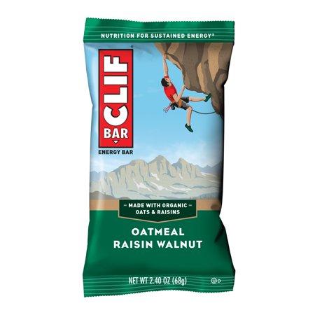 CLIF Bar® Oatmeal Raisin Walnut Energy Bars 12-2.4 oz. Bars