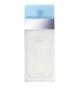 Dolce & Gabbana Light Blue Eau De Toilette Natural Spray, Mini, 0.84 Oz (Dolce & Gabbana Women Footwear)