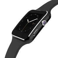 Tagital T16 Curved Screen Bluetooth Smart Watch Wrist Watch with Camera For iPhone Android Smart Phones