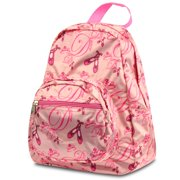 Kids Backpack School Bag by Zodaca Fashion Small Bookbag Shoulder Children  - Pink Ballerina fb2a381ea70fb