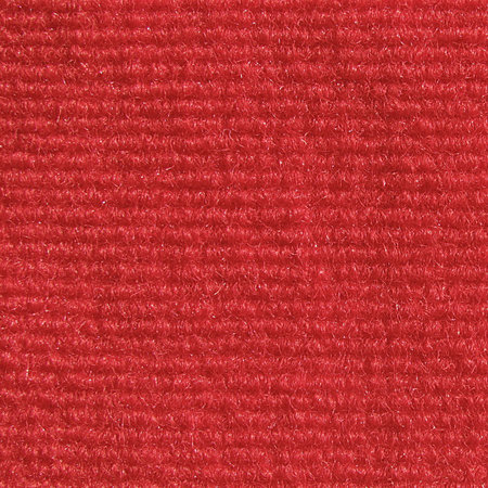 Indoor/Outdoor Carpet with Rubber Marine Backing - Red 6' x 10' - Several Sizes Available - Carpet Flooring for Patio, Porch, Deck, Boat, Basement or Garage ()
