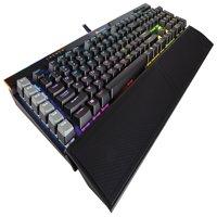 Corsair K95 RGB PLATINUM Mechanical Gaming Keyboard, Backlit RBG LED, Cherry MX Speed, Black