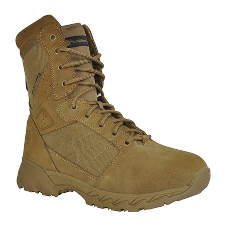Smith & Wesson® Footwear Breach 2.0 Men's Tactical Side-Zip Boots - 8