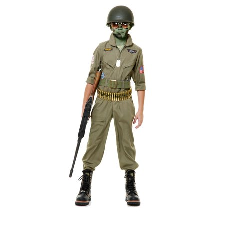 Halloween Fighter Pilot Toddler Costume (Halloween Costume Pilot)