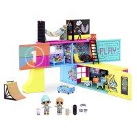 L.O.L. Surprise Clubhouse Playset w/40+ Surprises + 2 Dolls Deals