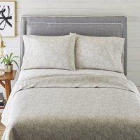 Better Homes & Gardens 300 Thread Count Wrinkle Resistant Bedding Sheet Set