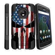 Motorola Moto E4 Phone Case | Moto E (4th Gen) XT1768 Slim Case [