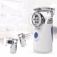 TOPCHANCES Handheld Portable Ultrasonic Nebulizer Inhaler Household Humidifier Home Inhaler Machine
