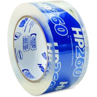 Duck Brand, DUCHP260C, HP260 Packing Tape, 1 / Roll, Clear