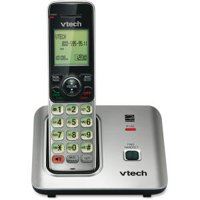 VTech CS6619 Dect 6.0 1-Handset Cordless Telephone