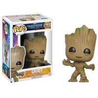 FUNKO POP! MOVIES: GUARDIANS OF THE GALAXY VOL.2 - GROOT