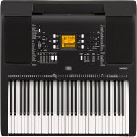 Yamaha PSR-E-363 61-Key Touch Sensitive Portable Keyboard with On-board Lessons