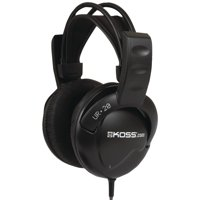 Koss 192980 Ur20 Full-size, Over-the-ear Headphones