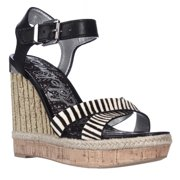 ab566b44777f Womens Sam Edelman Clay Wedge Ankle Strap Sandals