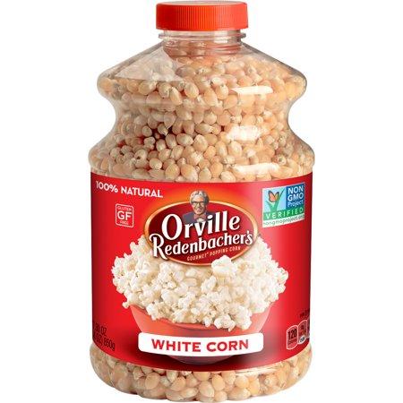 Orville Redenbacher's Original Gourmet White Popcorn Kernels, 30