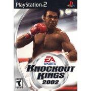 Knockout Kings 2002 - PS2 Playstation 2 (Refurbished)