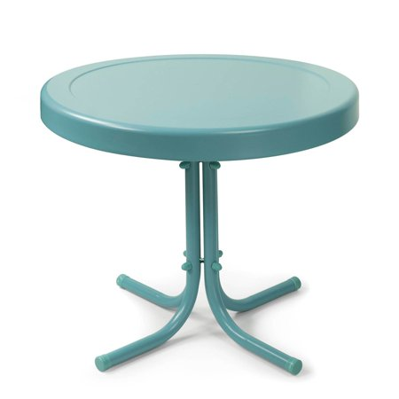 Crosley Furniture Retro Metal Side Table